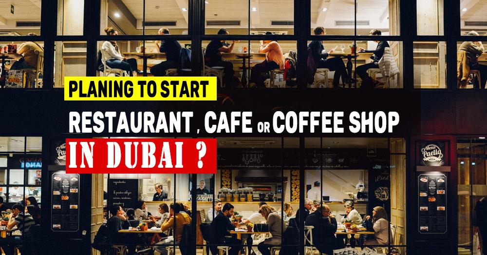 Restaurant Business Setup in Dubai Get Restaurant License in